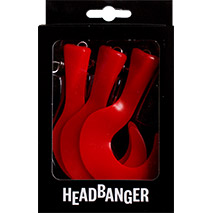Headbanger Tail Replacement Red